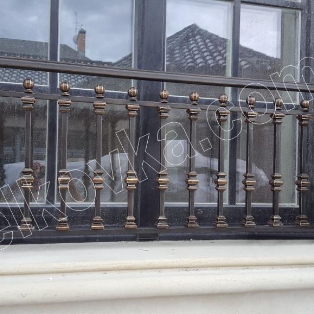 Французький балкончик кування