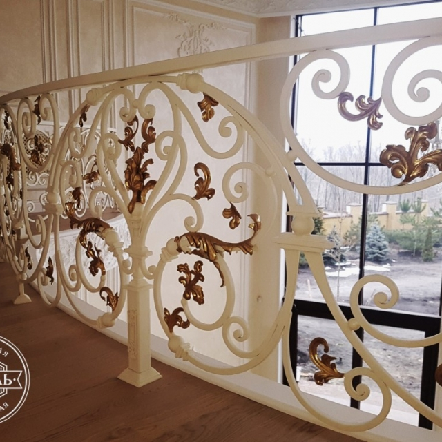 Балконна огорожа
