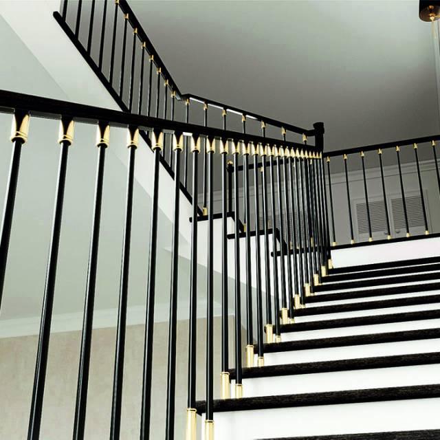 Красиві сучасні сходи