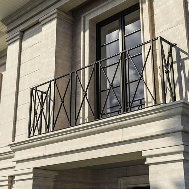 Перила балкона