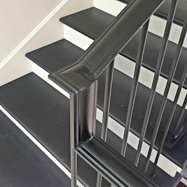 Стильні легкі сходи