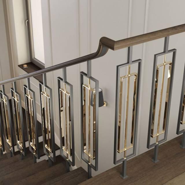 Сучасний дизайн сходів