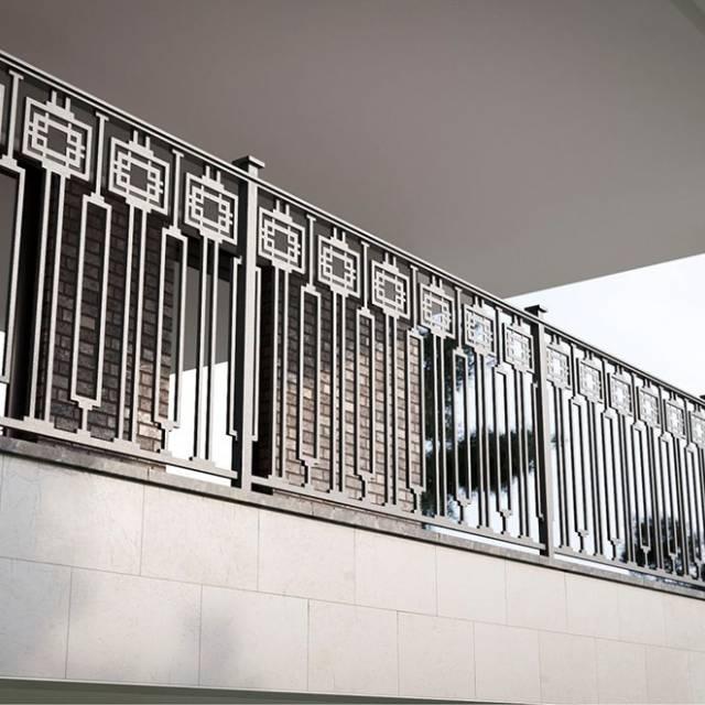 Сучасне огородження з металу